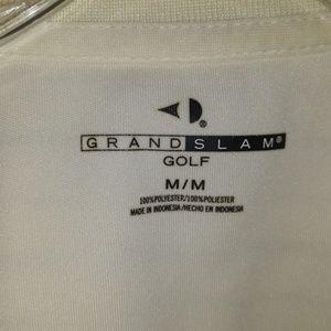 Grand Slam Shirts - Grand Slam Golf Size M Short Sleeve Shirt THB2